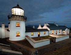 Clare Island Lighthouse accomodation