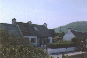 The lodge, self catering accommodation, Clare Island