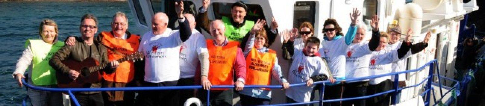 Western Alzimers Charity Walk